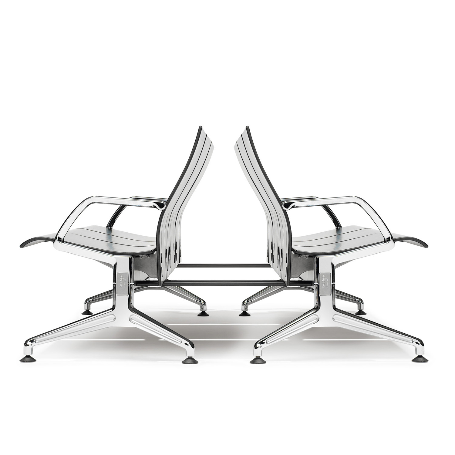7000 Terminal Seating Airport Bench Apres Furniture