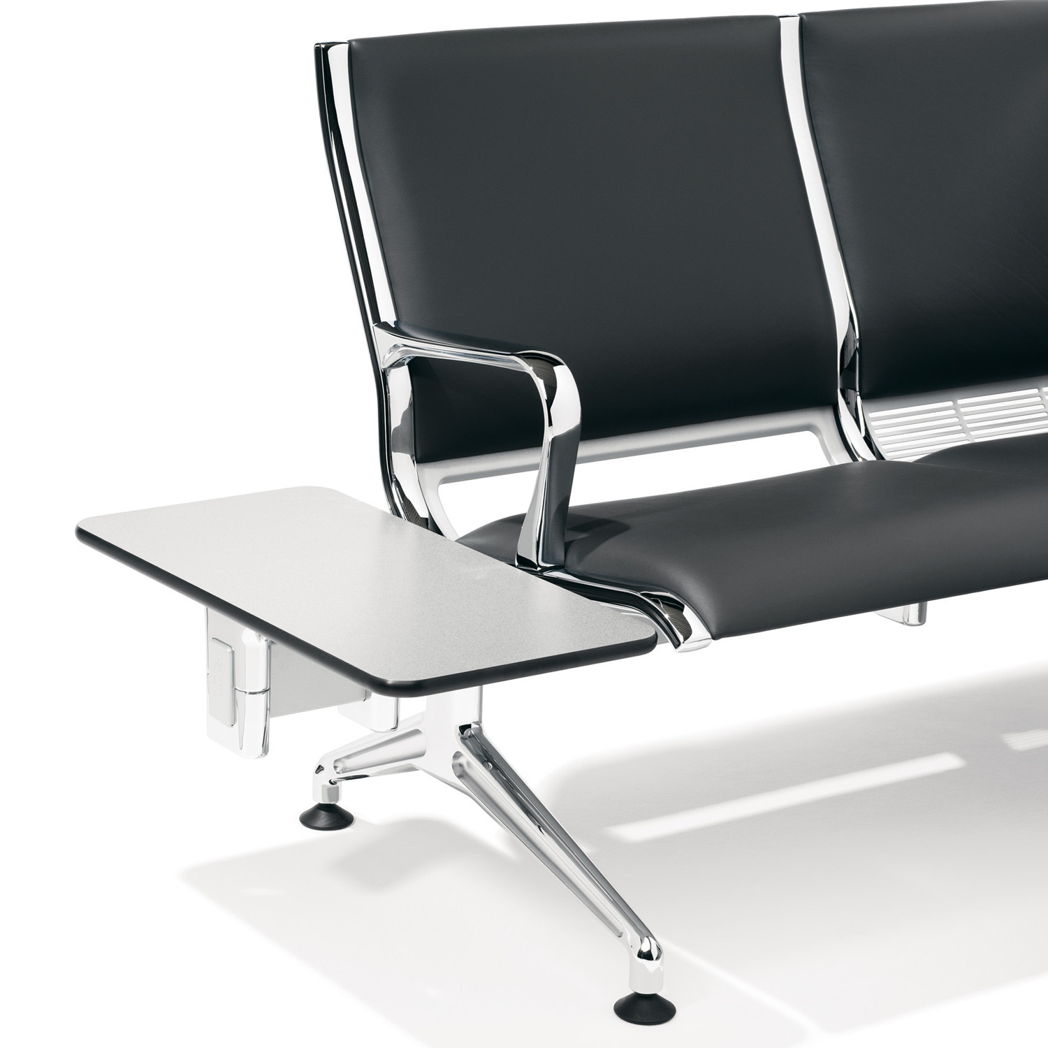 7050 Terminal Seats with side rectangular table