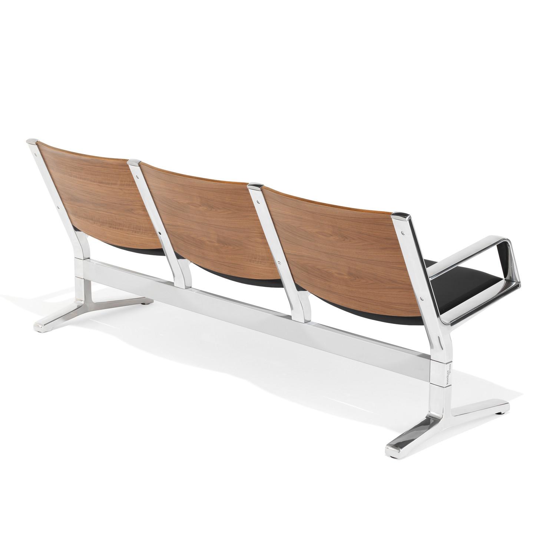 8000 Terminal Seating Wooden Back detail