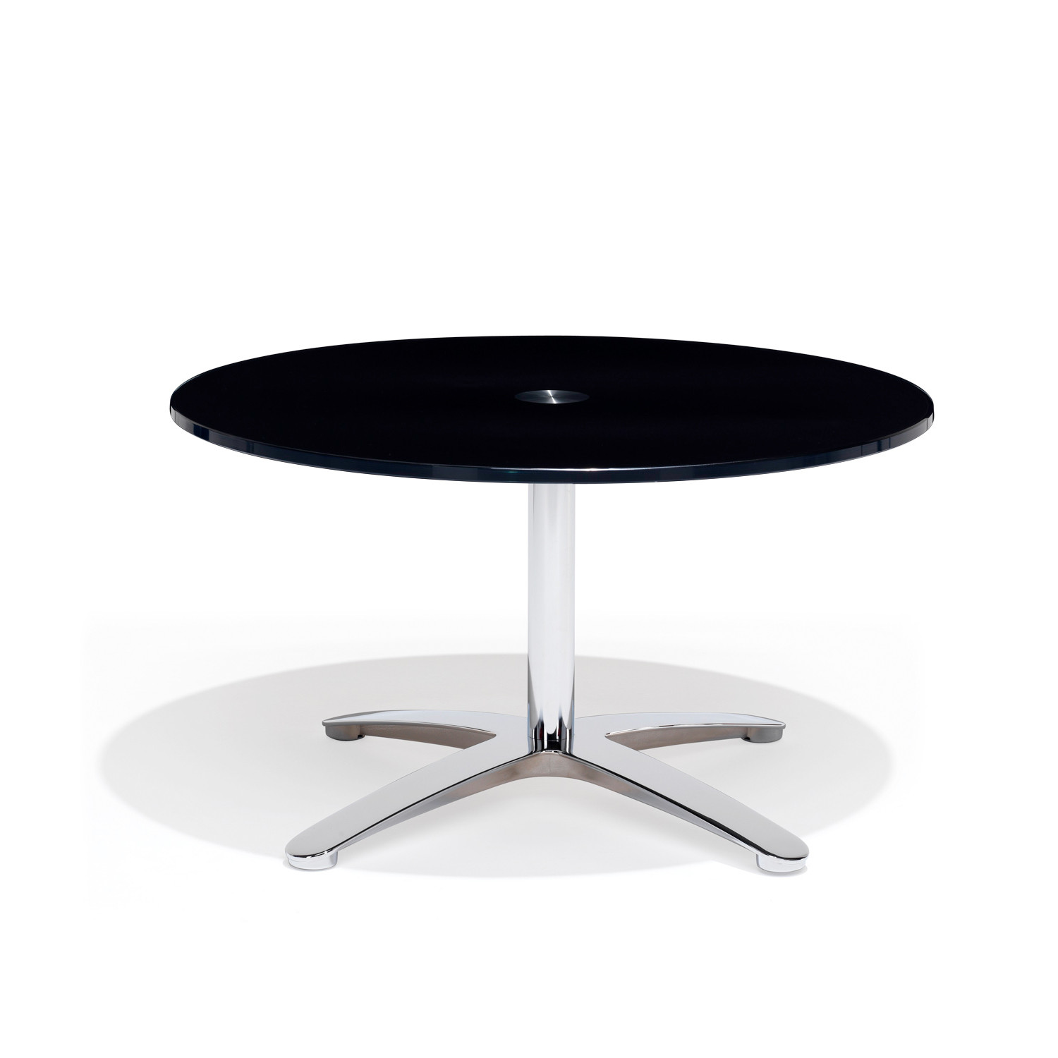 8200 Volpe Coffee Table with round-shaped top