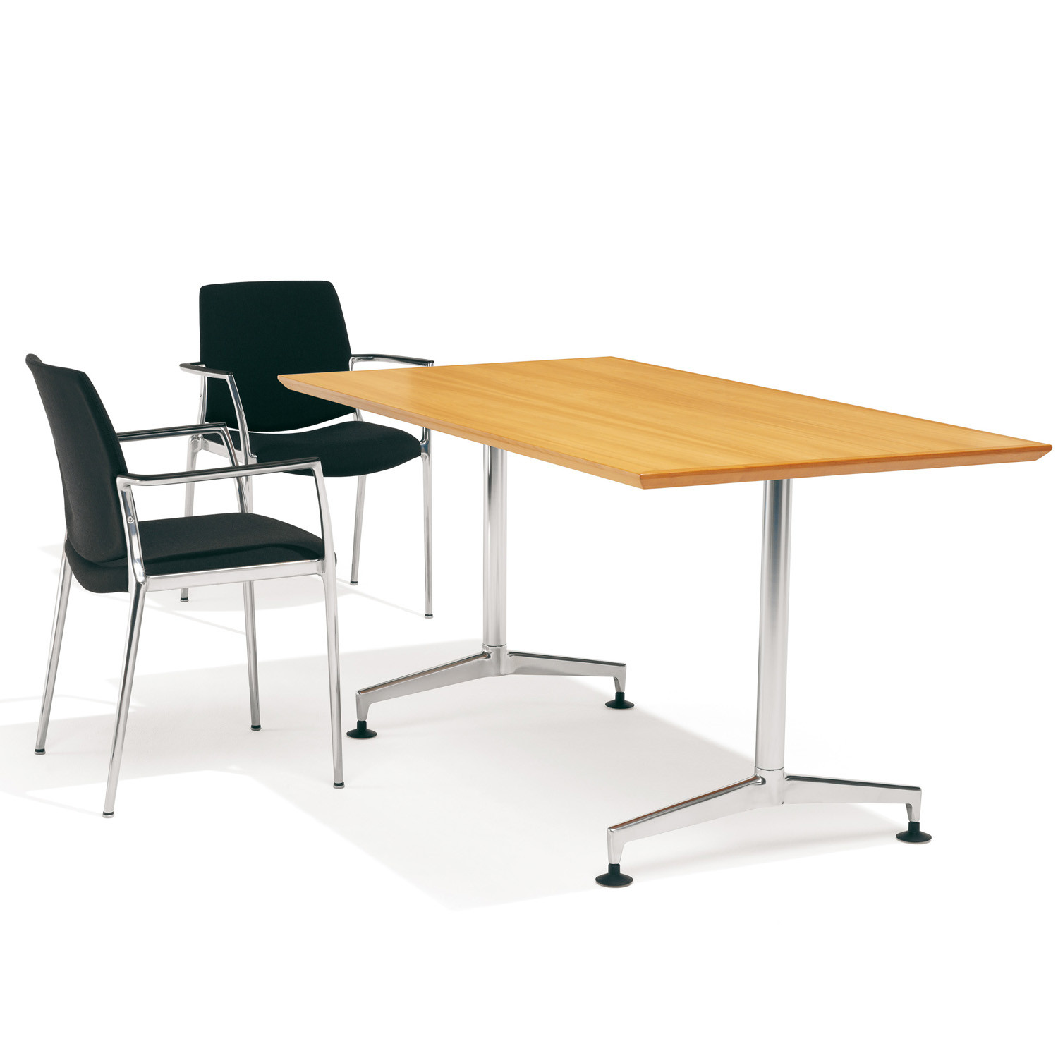 Ona Desk Modular Conference Tables Apres Furniture - Modular conference table system