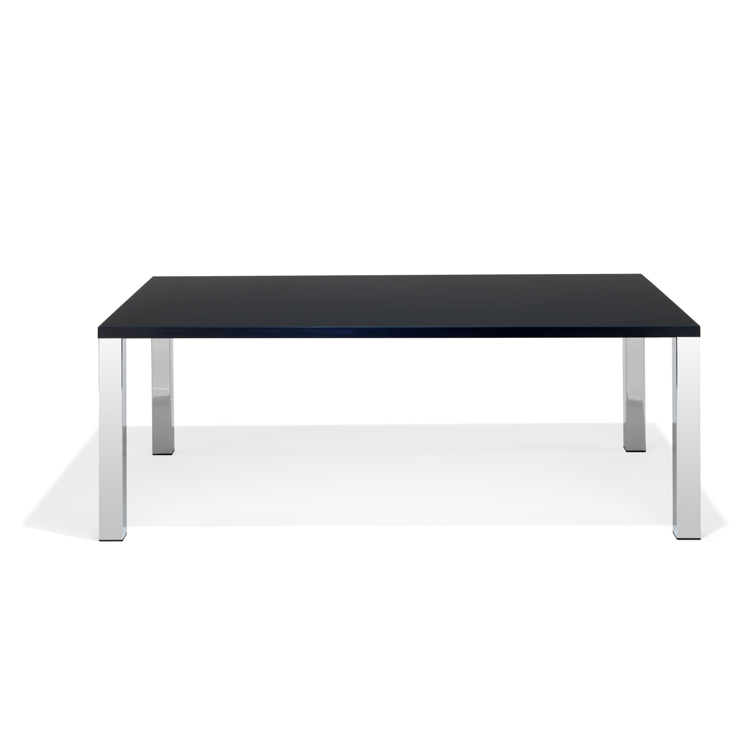 8950 Meeting Table with black top