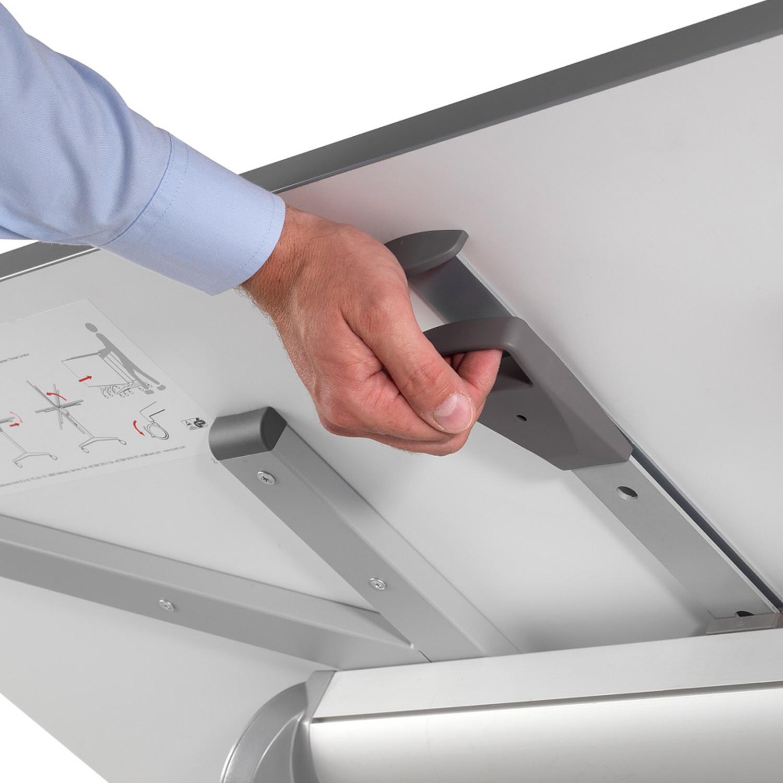 9000 Roll 'n' Meet Table Folding System