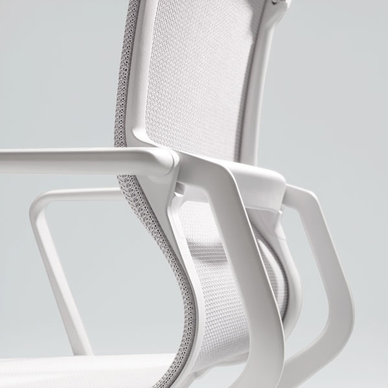 Physix Chair Backrest Detail from Vitra