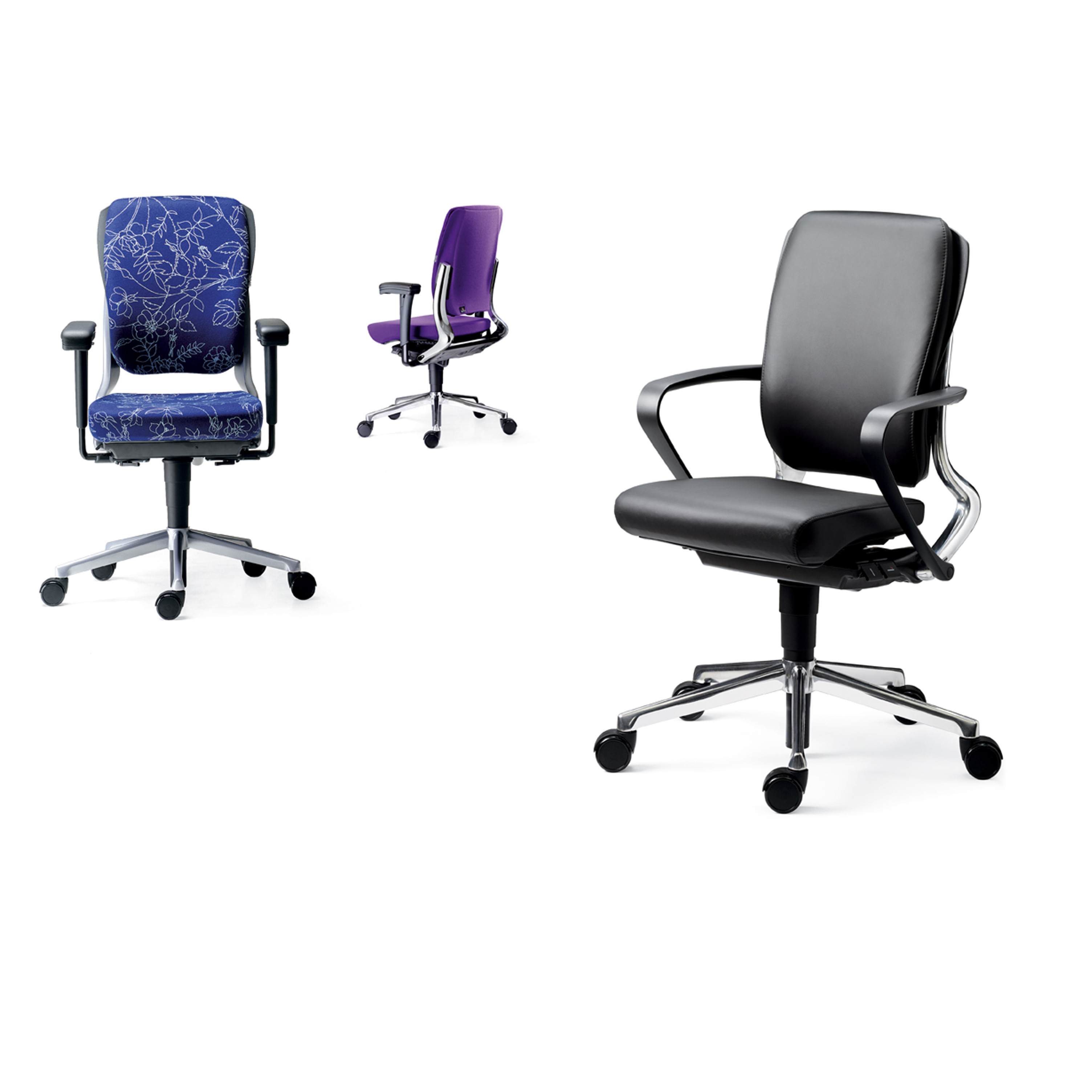 Ahrend 230 Office Swivel Chairs