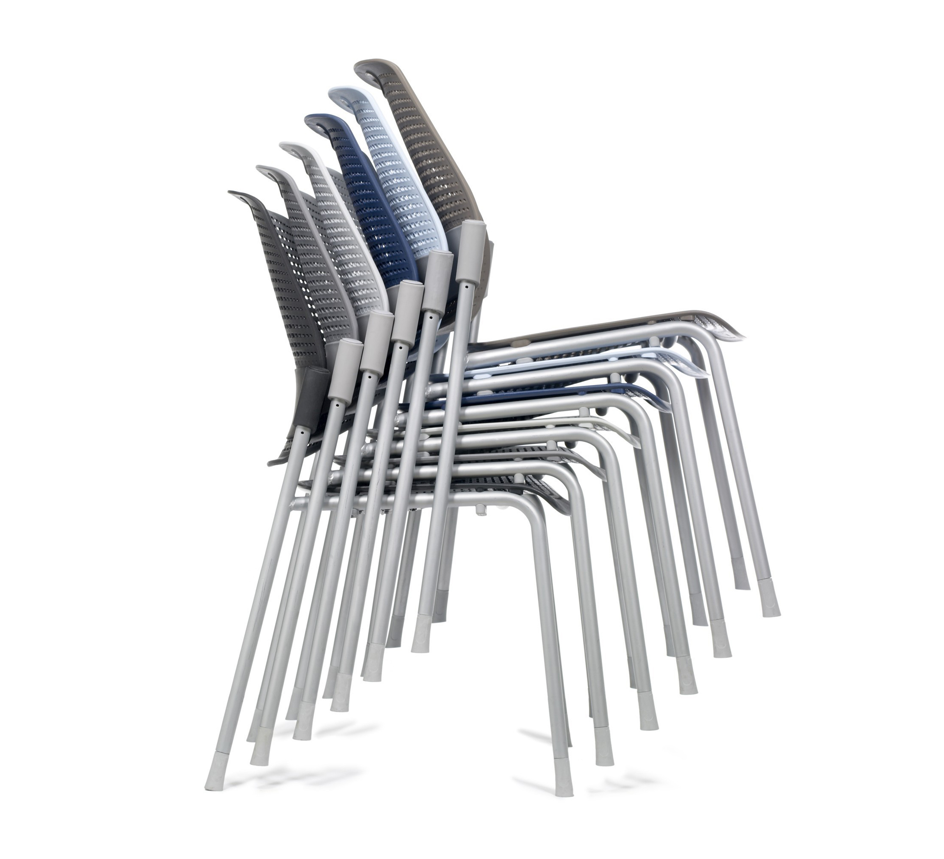 Stacking Chairs by Humanscale