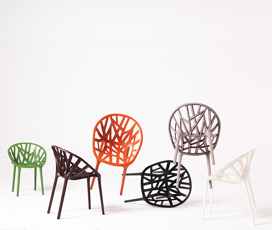 Vegetal Out Door Chairs