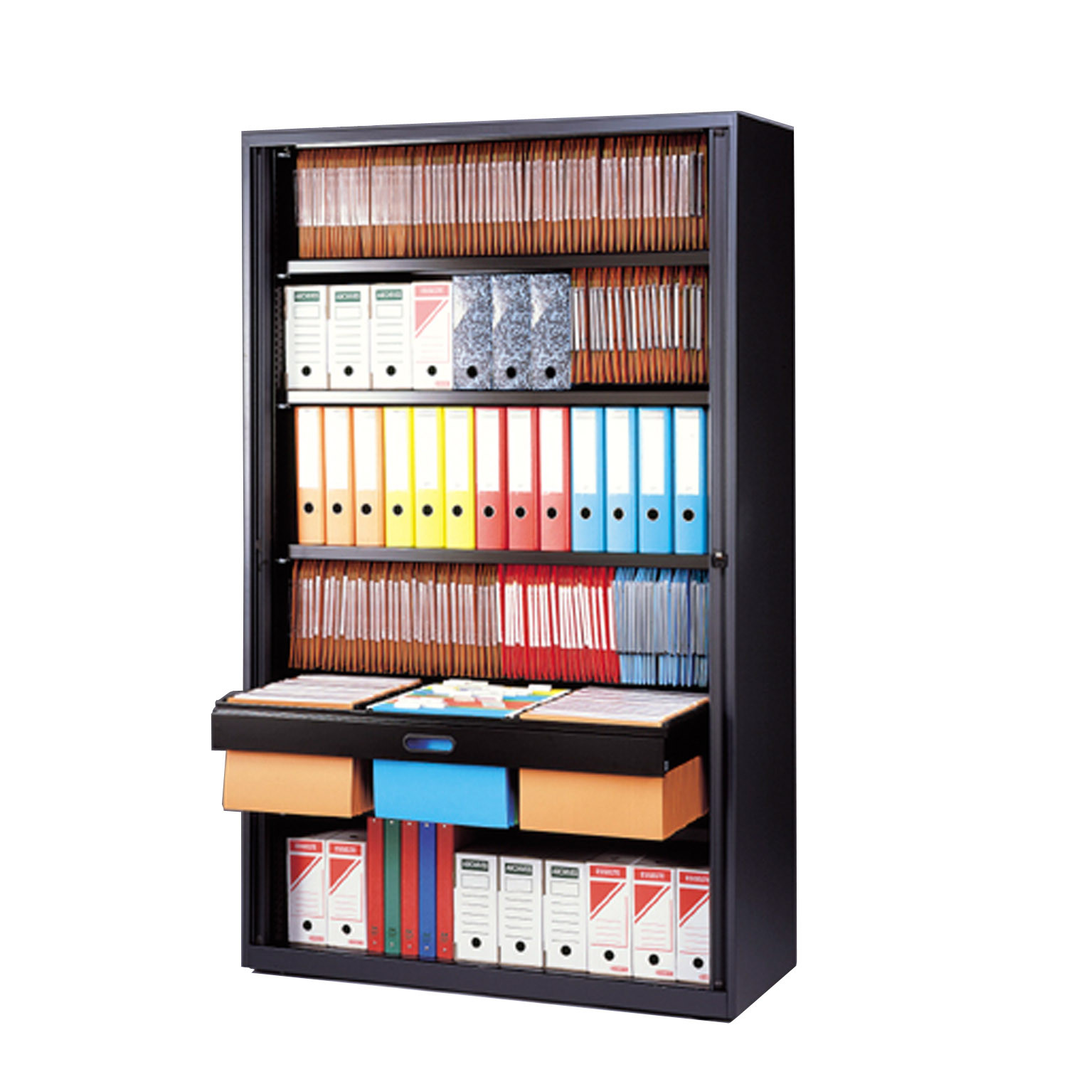 EuroTambours Office Storage Solution