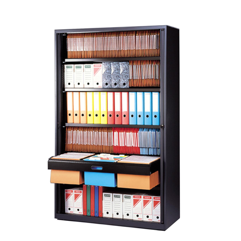 office storage solution. EuroTambours Office Storage Solution