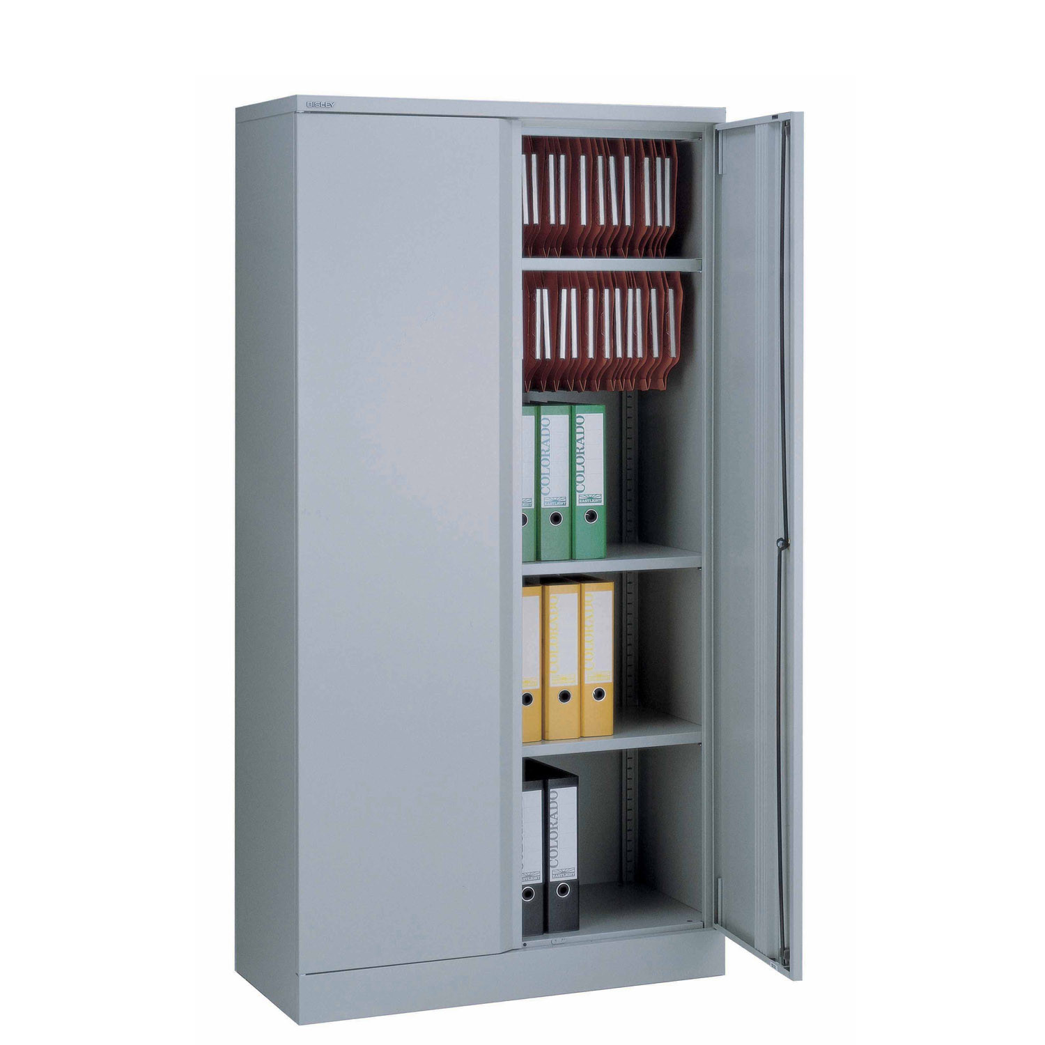 A Series Open Door Cupboard