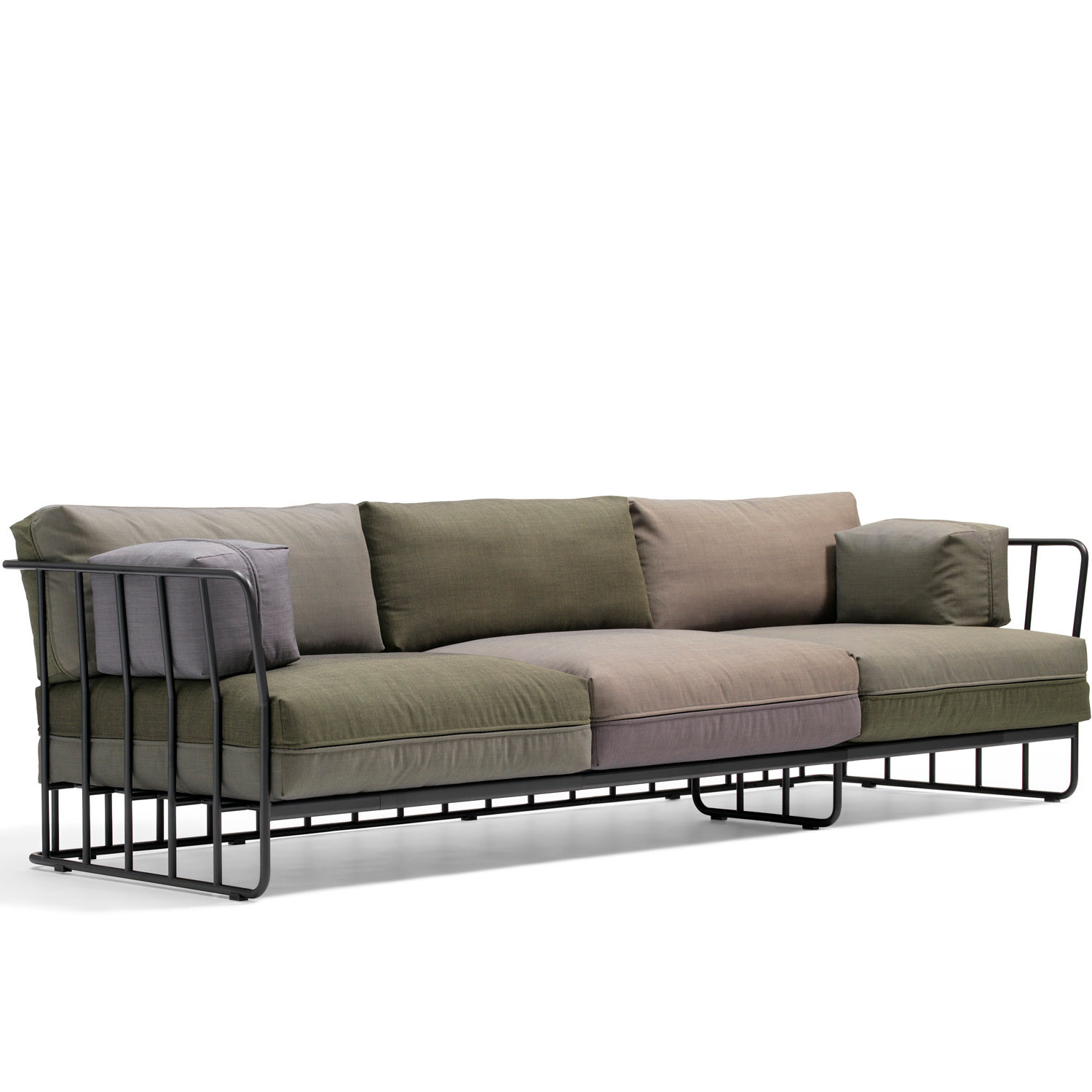 Code 27 Sectional Soft Seating