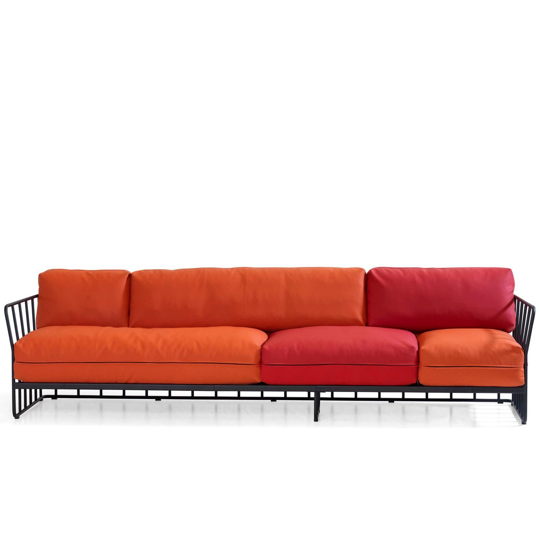 Code 27 Modular Soft Seating
