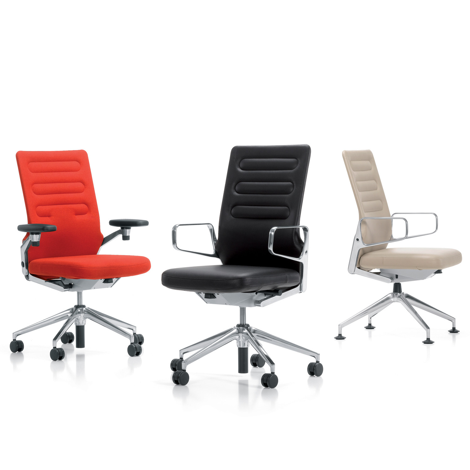 AC 4 Office Chairs by Antonio Citterio