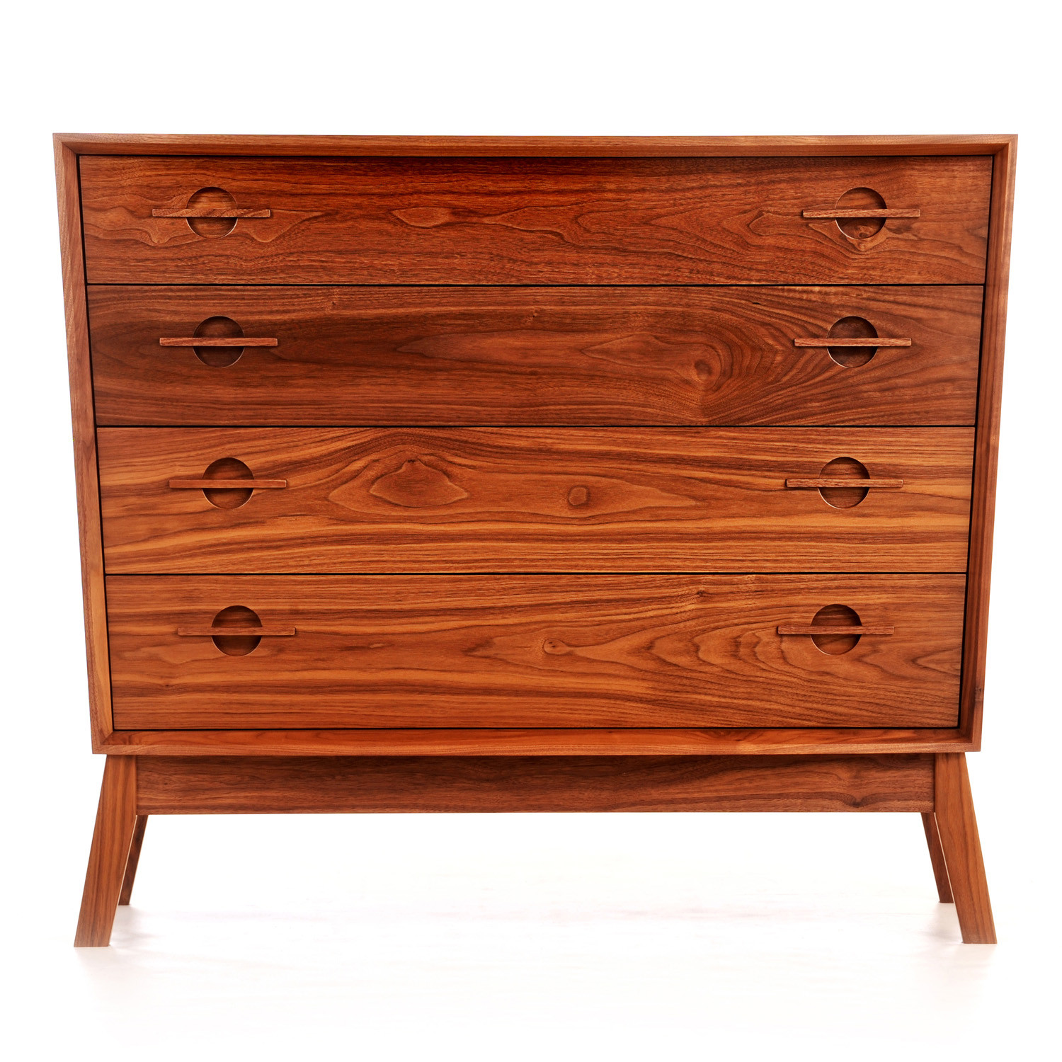 Acorn Wooden Chest of Drawers
