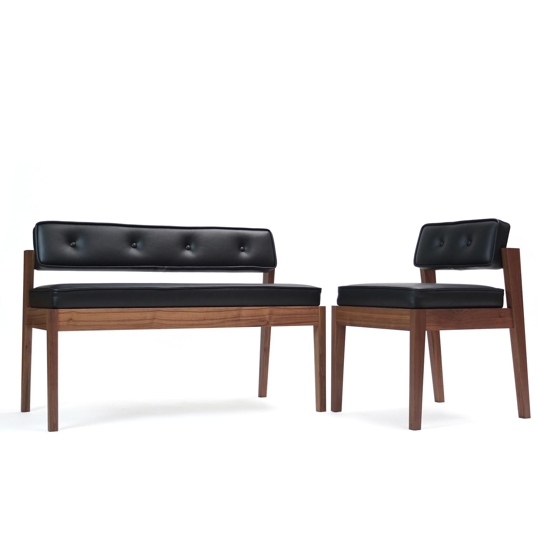Acorn II Bench Seating by Bark Furniture