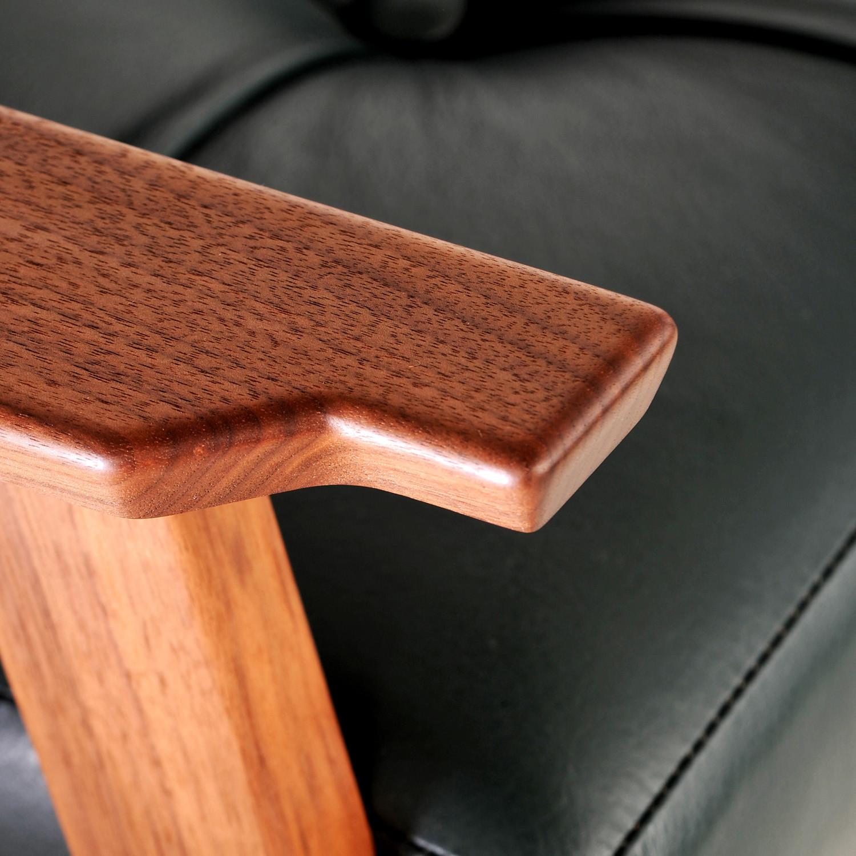 Acorn Armchair Detail