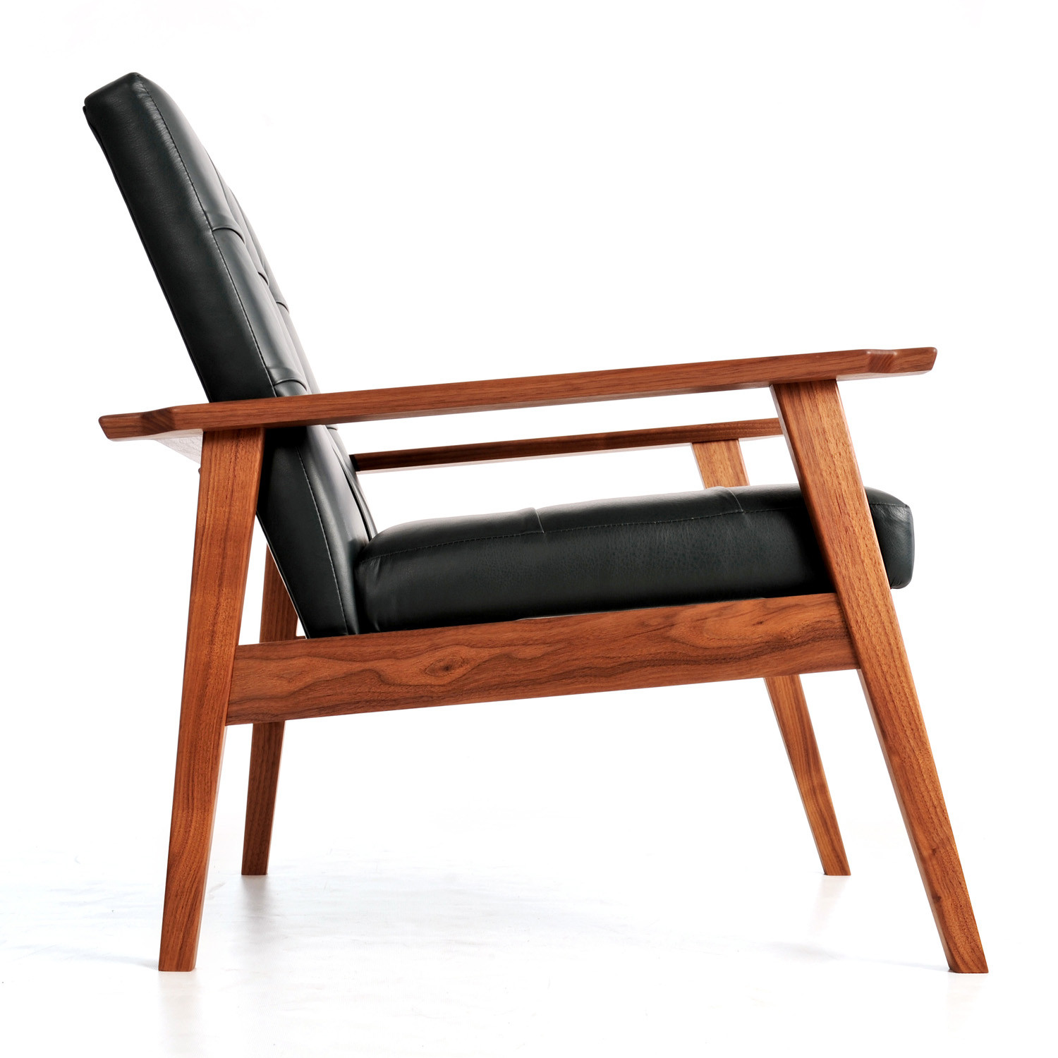 Acorn Lounge Chair Side View
