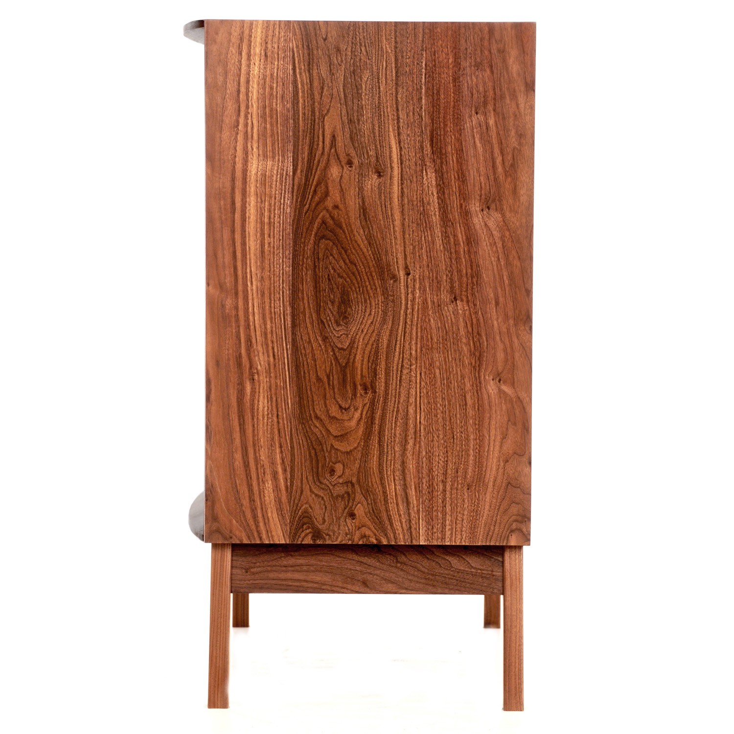 Acorn Chest of Drawers Side View
