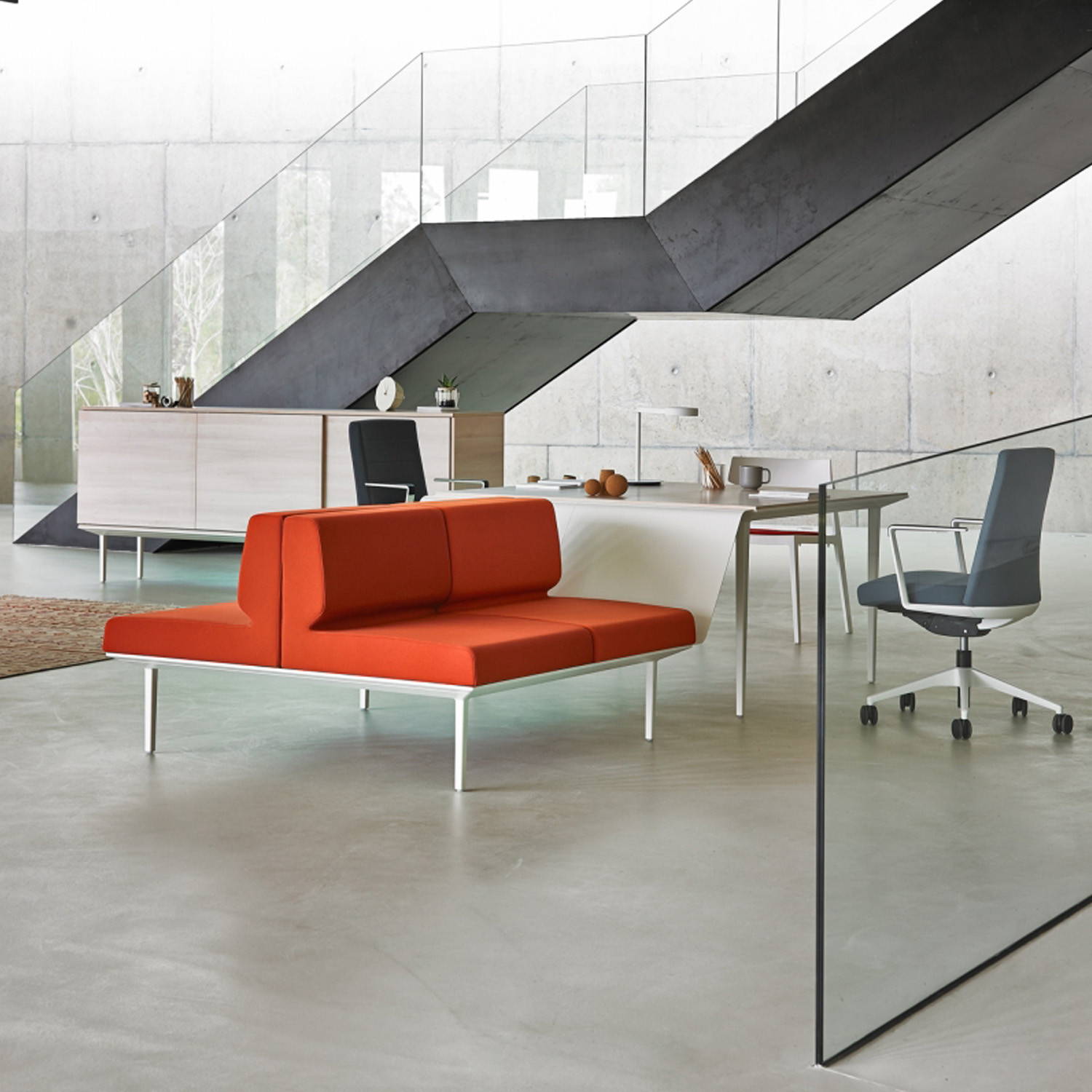 actiu office furniture. actiu longo modular furniture office