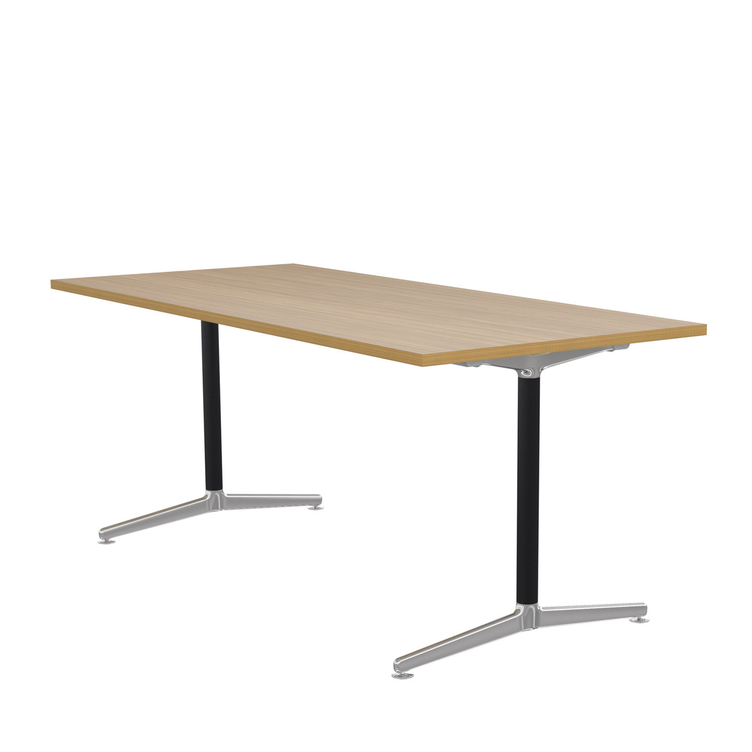 Ad-Lib Rectangular Meeting Table