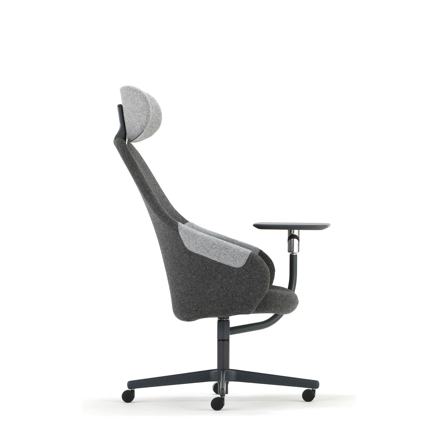 Ad-Lib Work Lounge Chair with Tablet