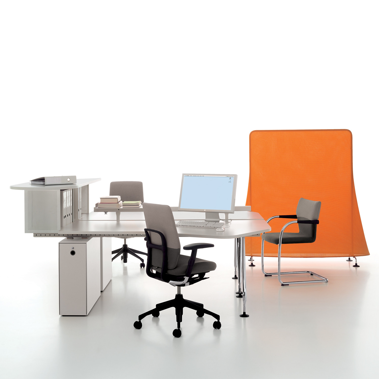 Vitra Ad Hoc Office Desks