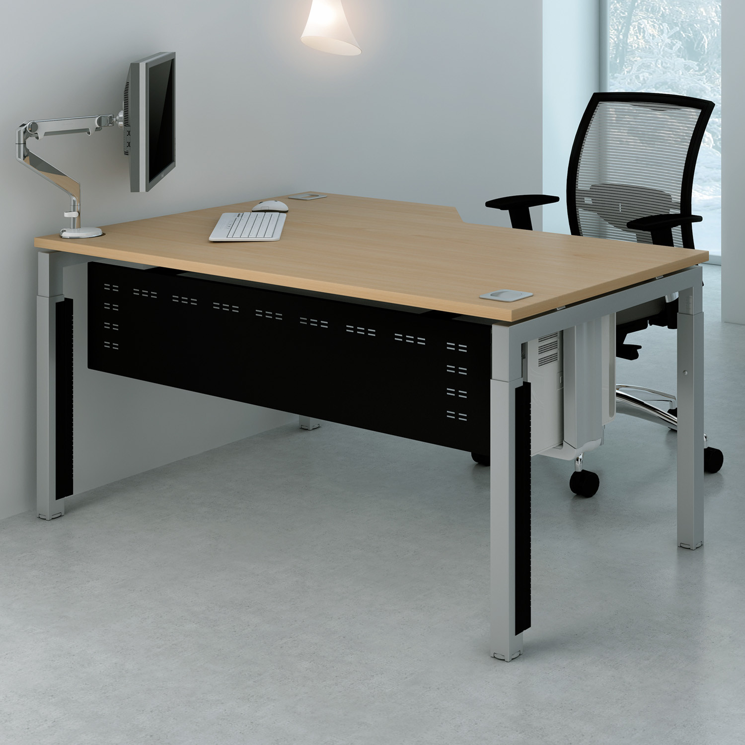 Advance Adjustable Office Desk