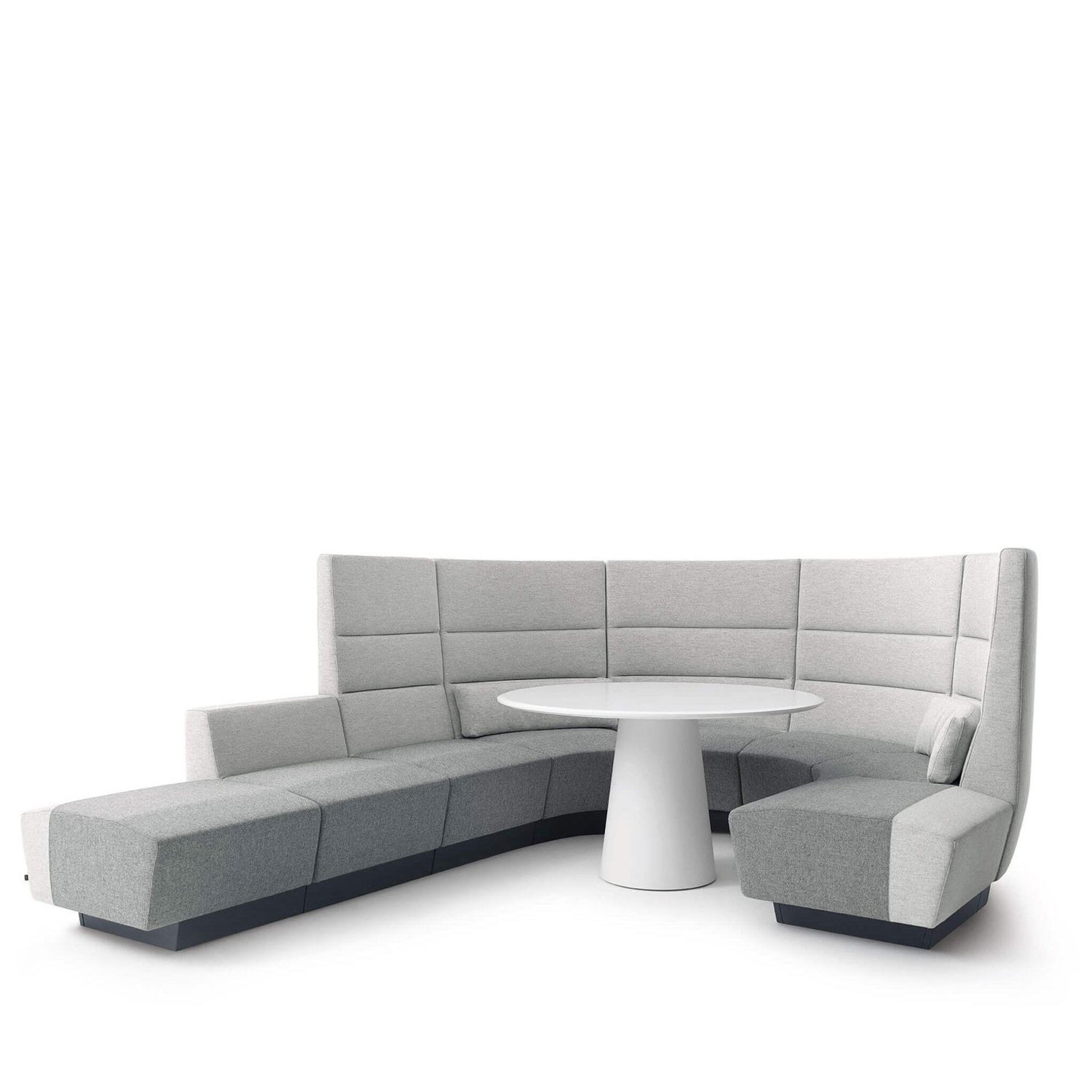Affair Modular High Back Team Sofa