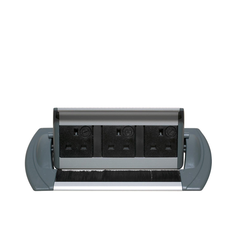 Affinity 3x UK Power Sockets
