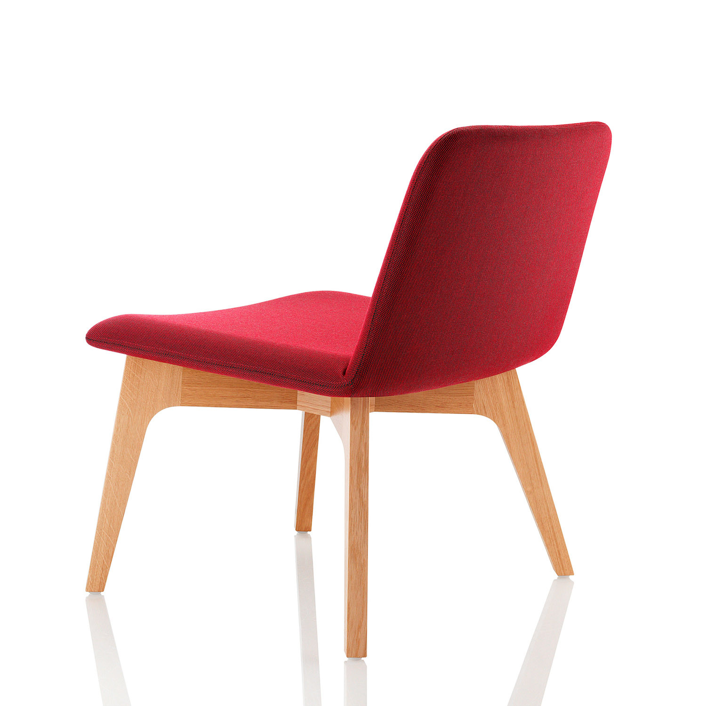 Agent Lounge Armchair Rear