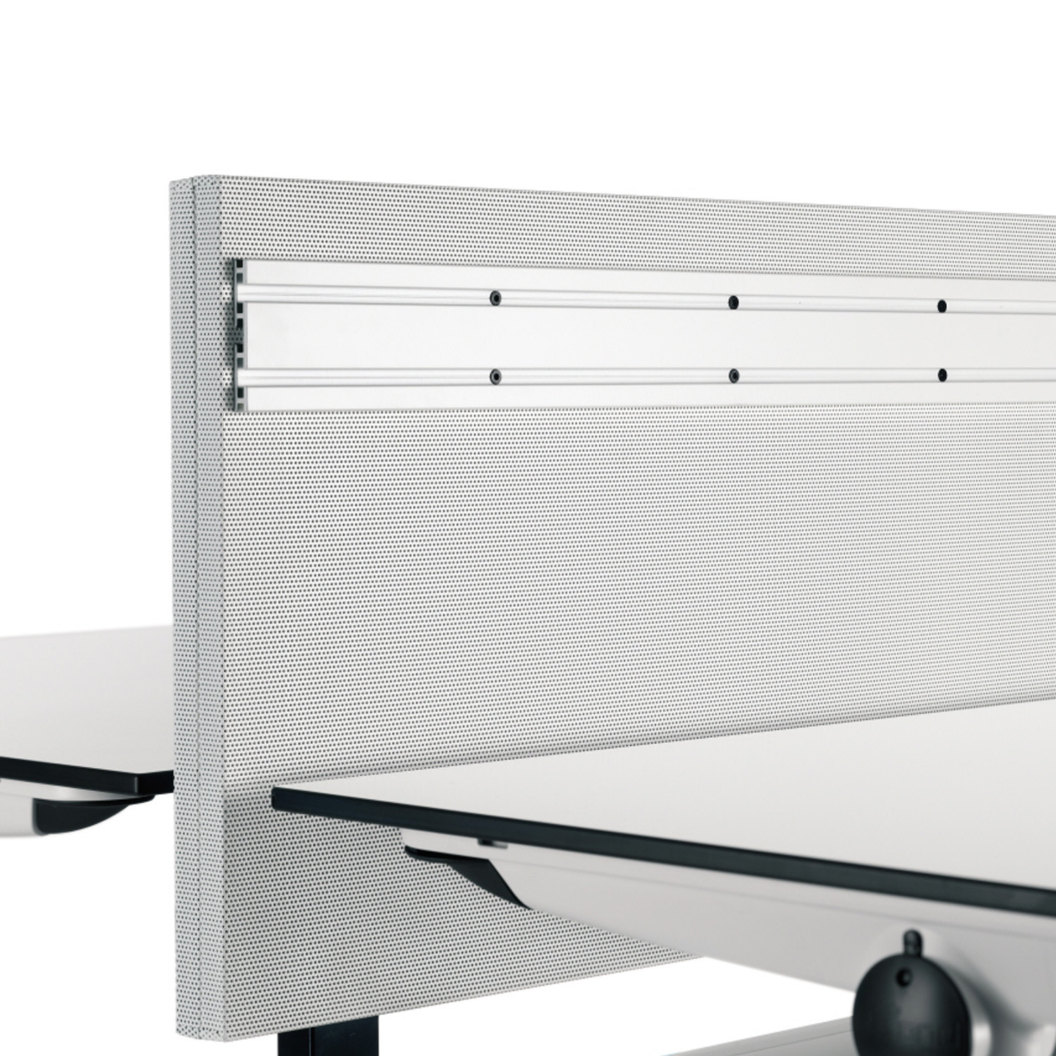 Ahrend 50 Duo Table Desk Screen