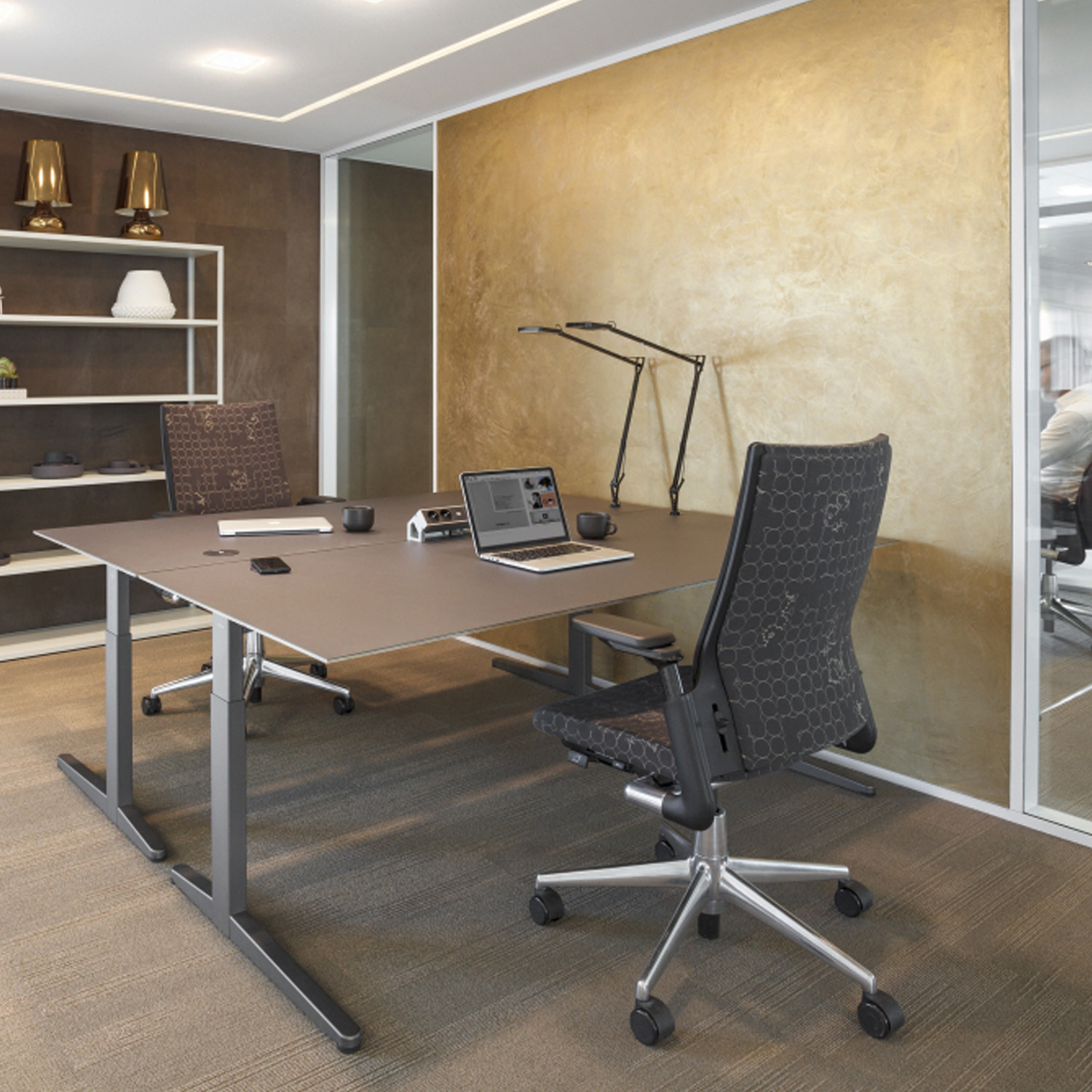 Ahrend Balance Adjustable Height Office Desks