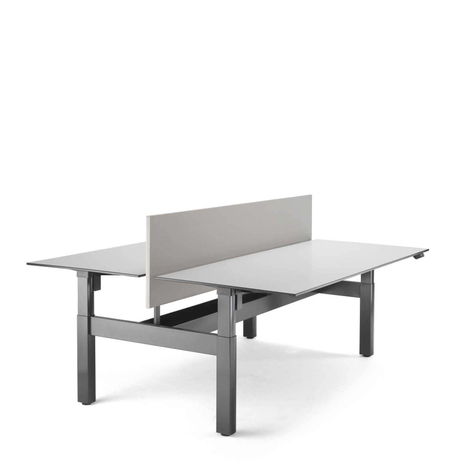Ahrend Four Two Duo Table Height Adjustable Bench