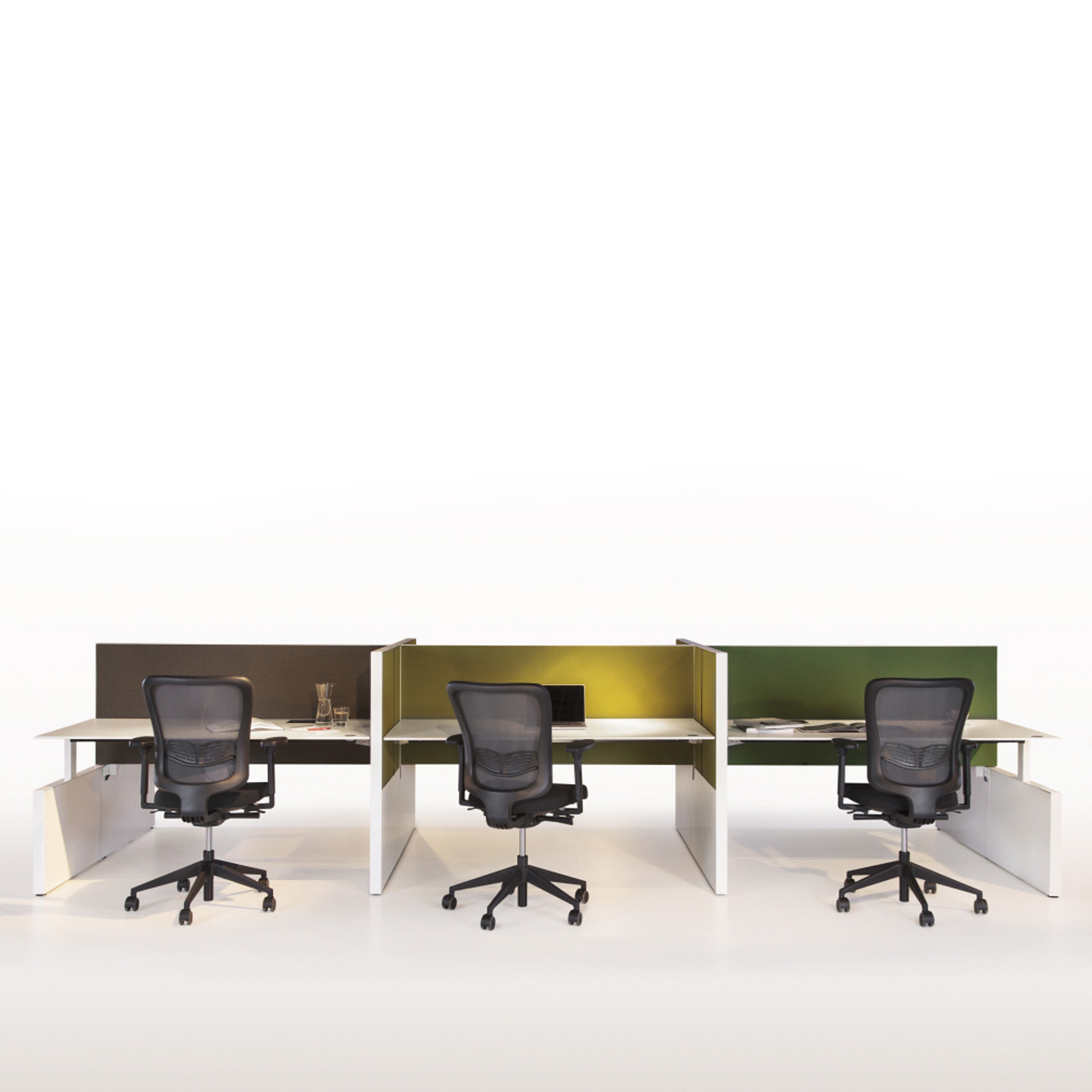 Ahrend Team_Up Office Furniture Desks