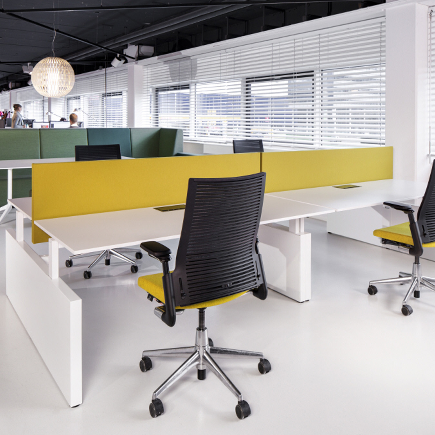 Ahrend Team_Up Office Furniture