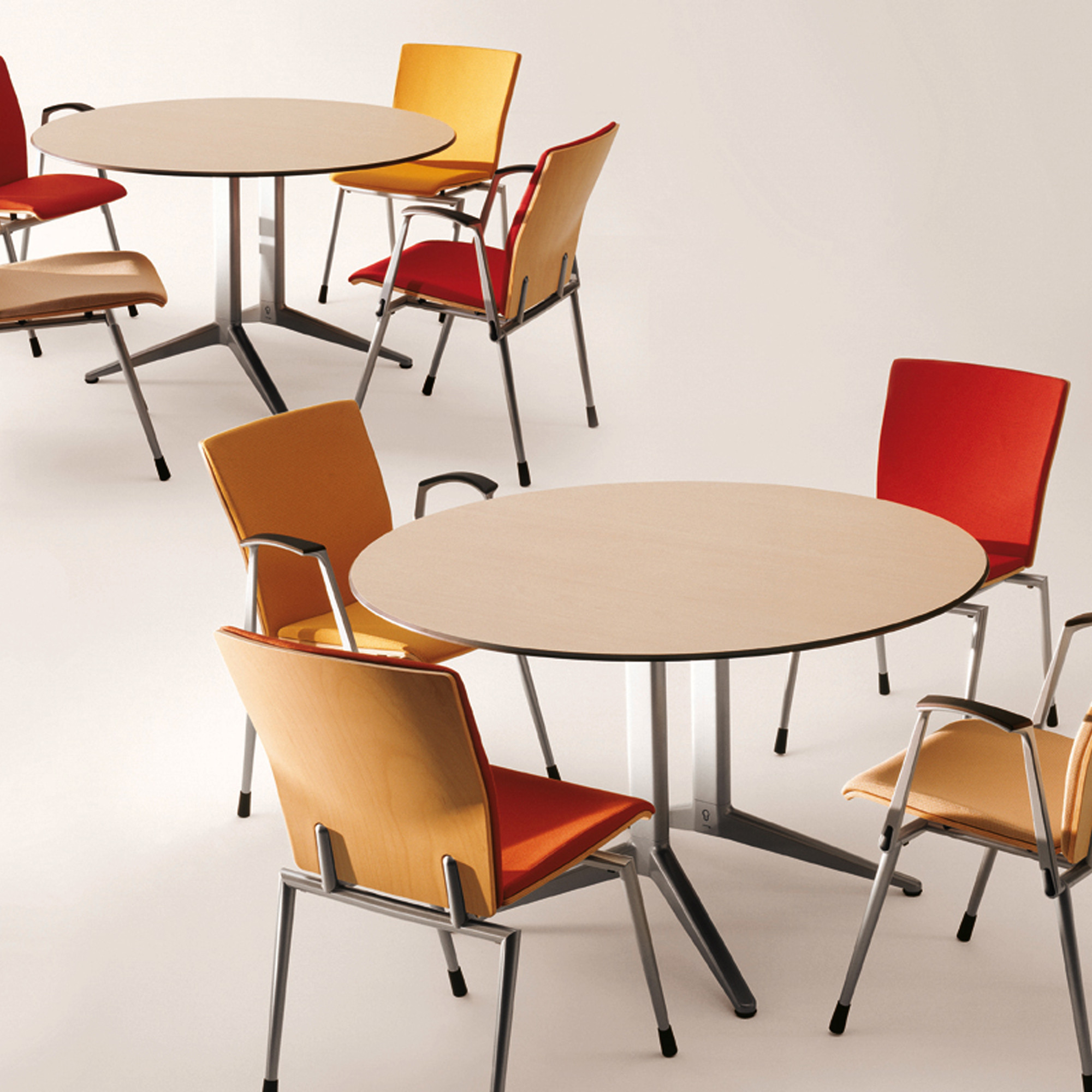 Ahrend 330 Breakout Chairs