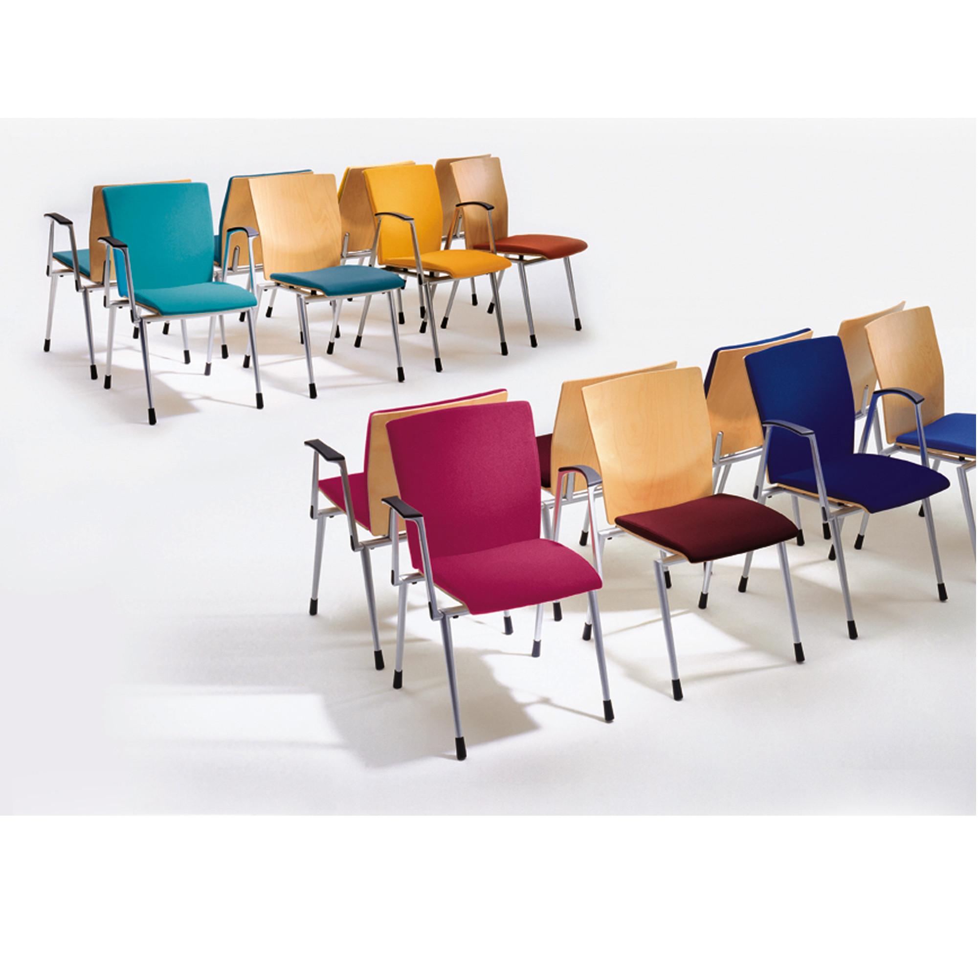 Ahrend 330 Visitors Chairs