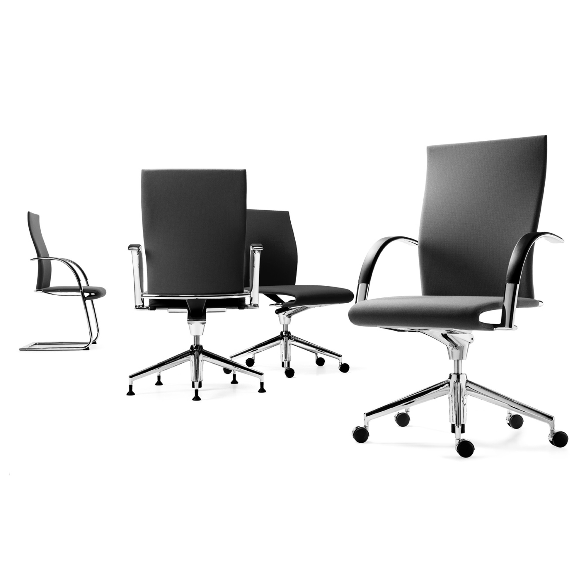 Ahrend 350 Swivel Chairs