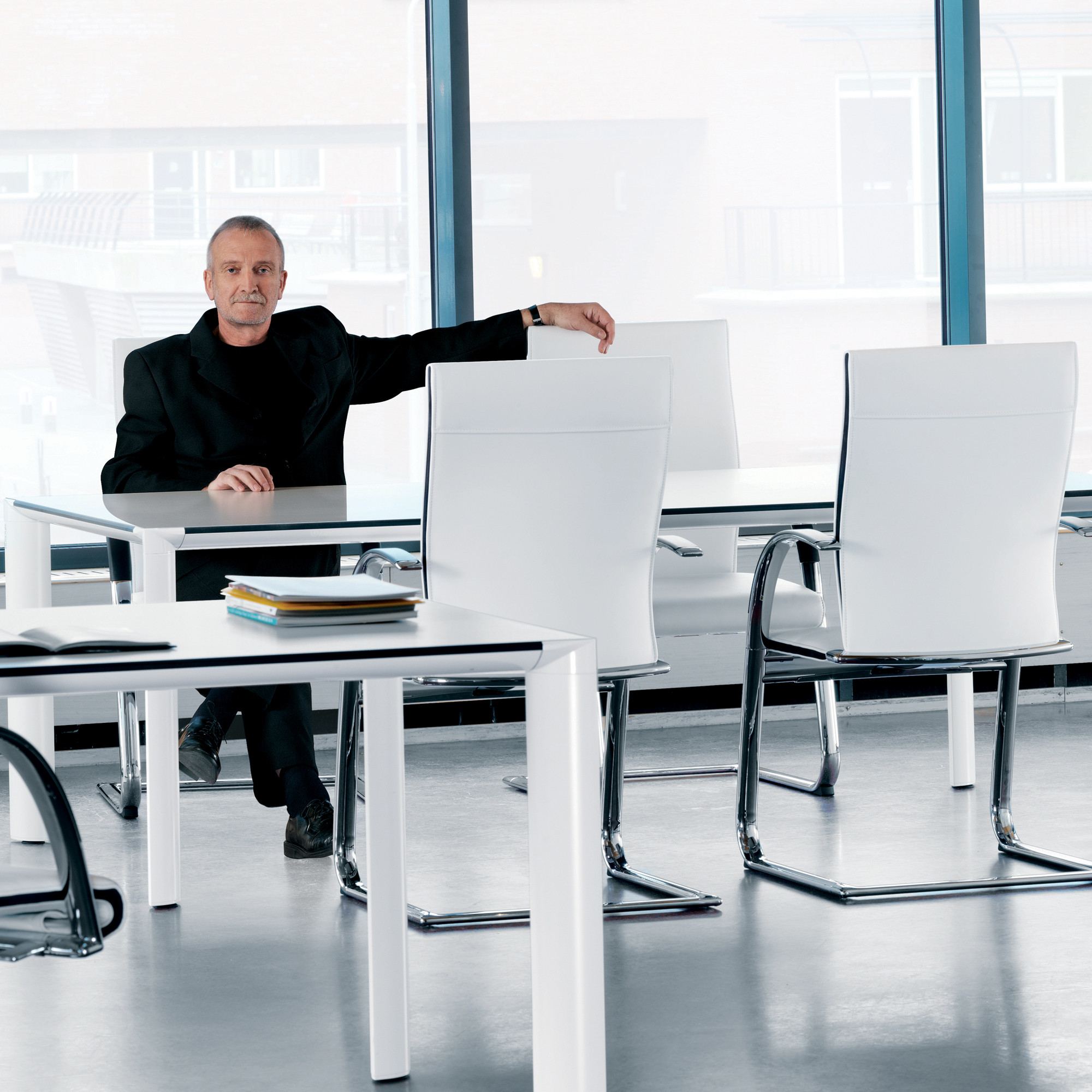 Ahrend 350 Desk Chairs