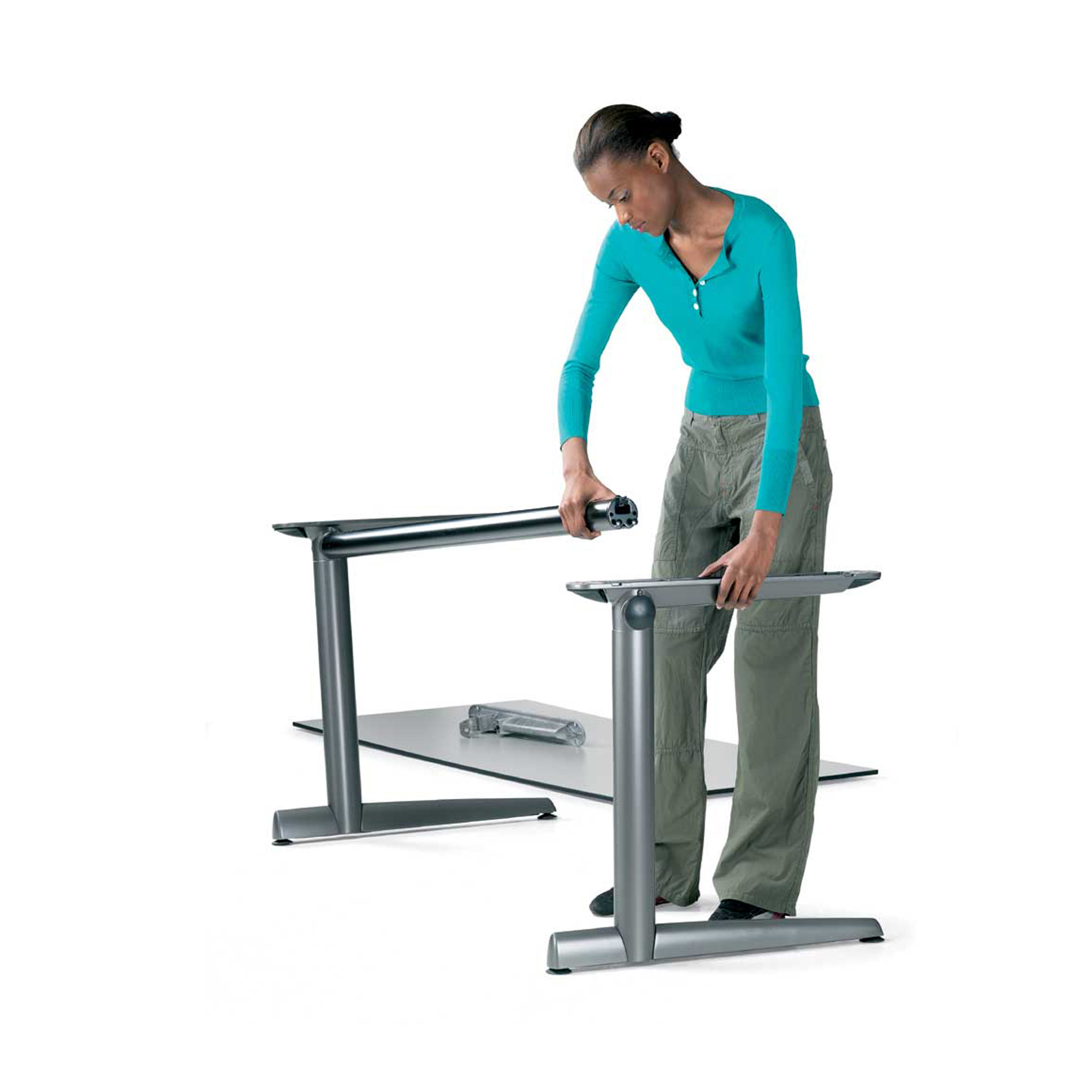 Ahrend 500 Desk Disassemble
