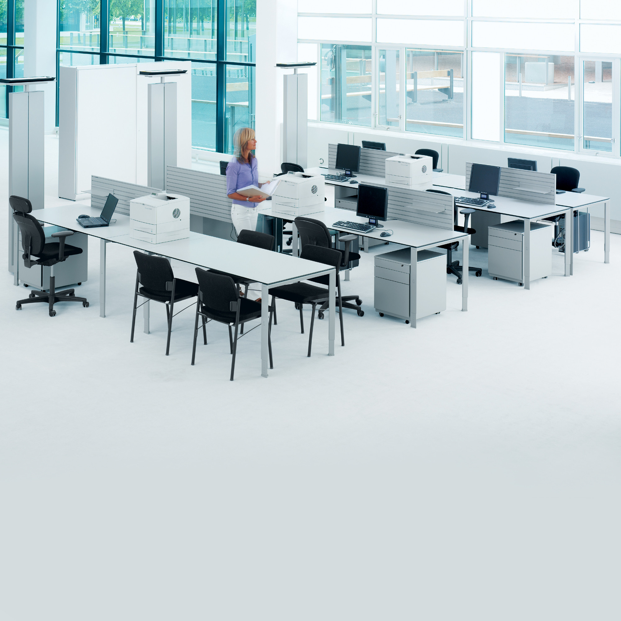 Ahrend 700 Office Desks
