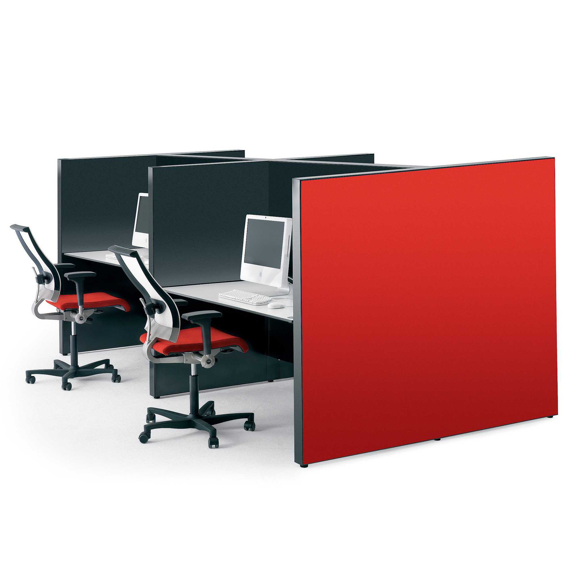 Ahrend 750 Desk Bench System