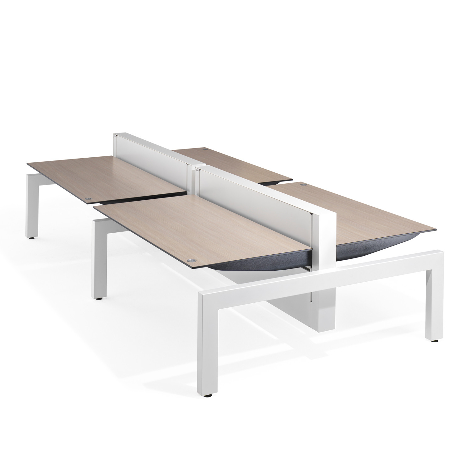 Ahrend 750 Height Adjustable Bench System