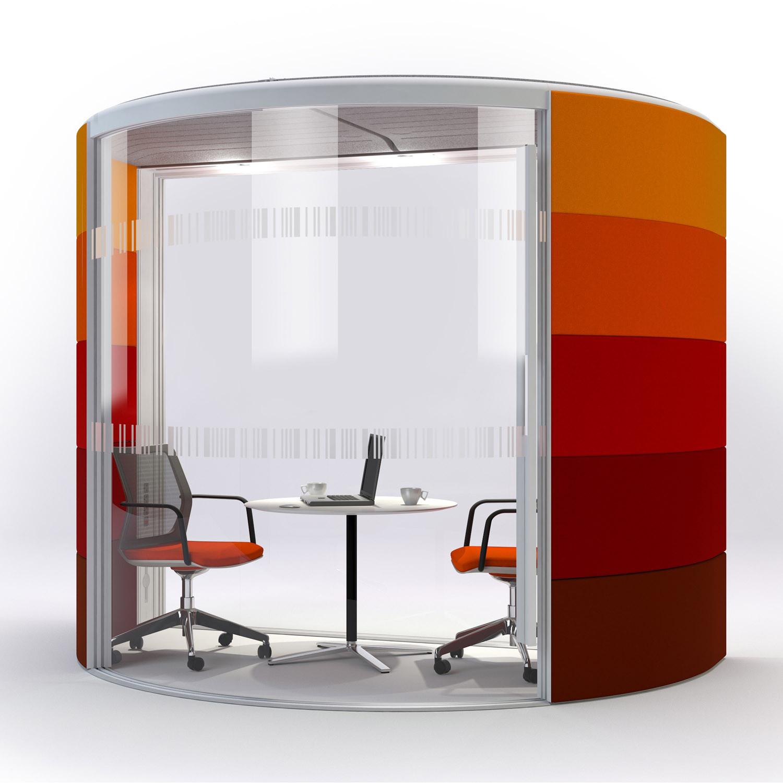 air acoustic pods orangebox meeting pods apres furniture