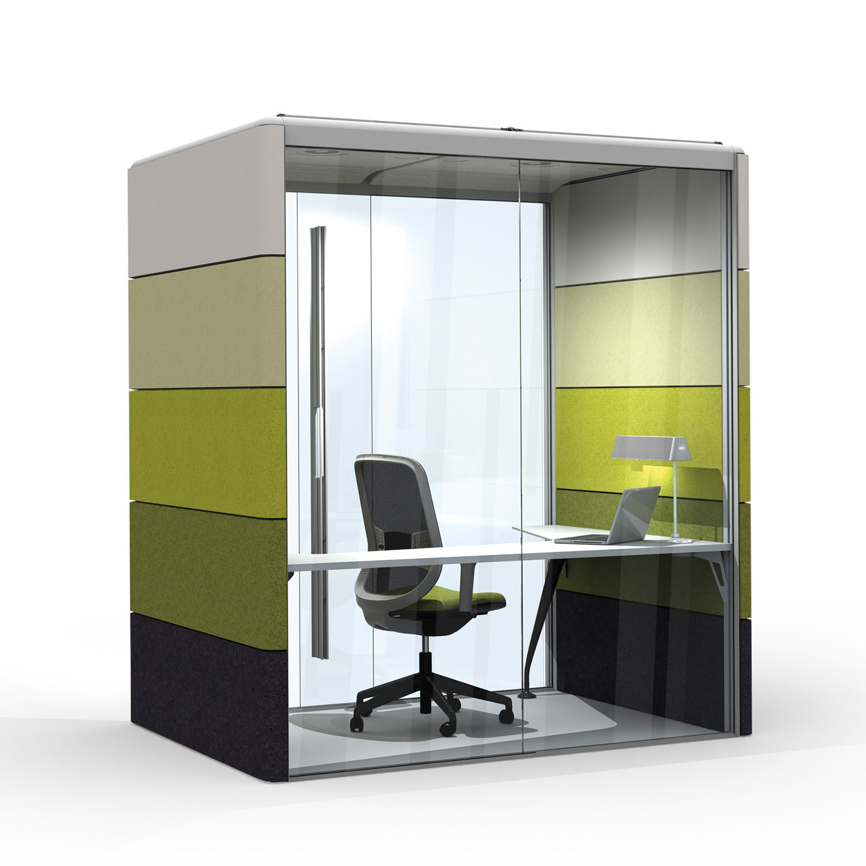 Orangebox Meeting Pods