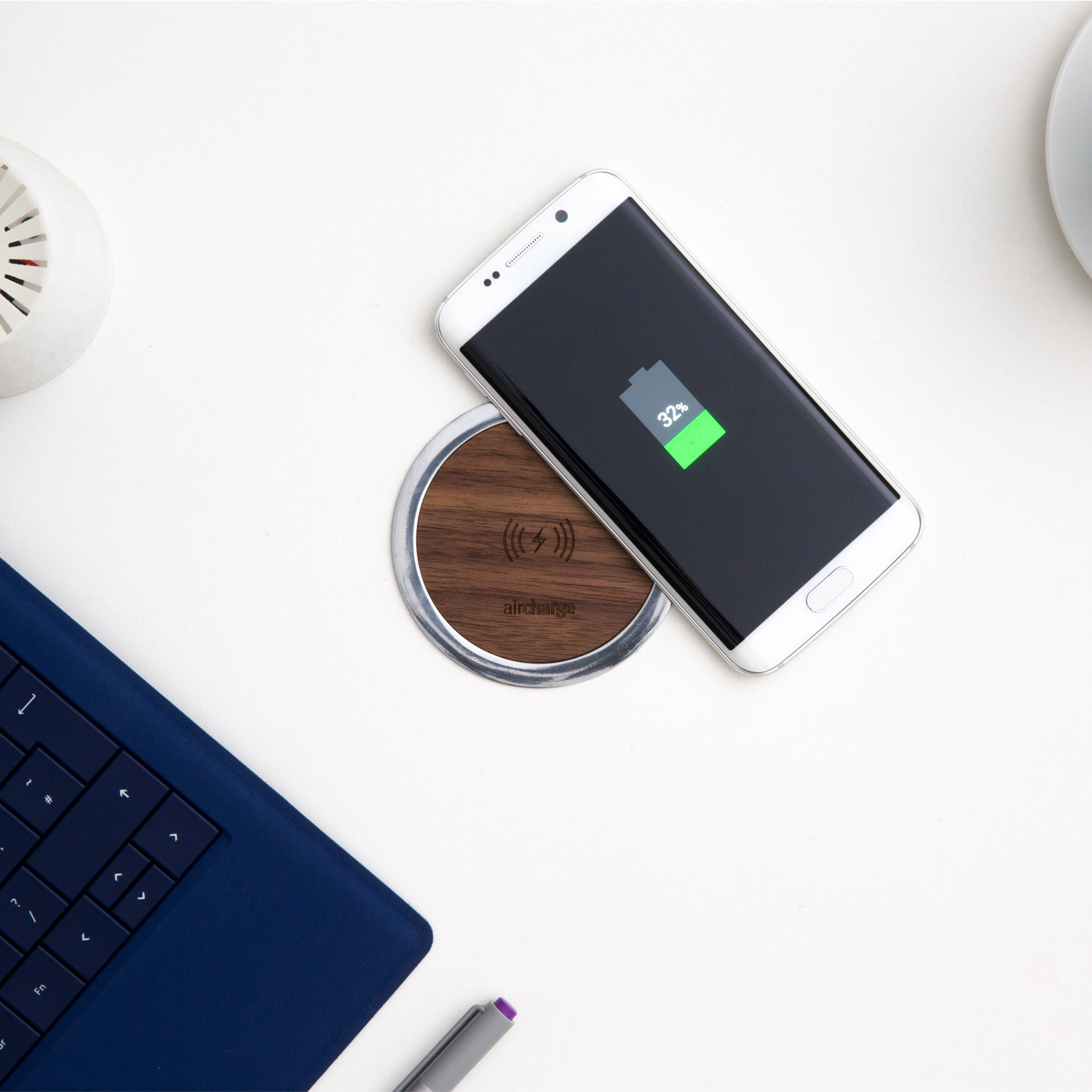 Aircharge Wireless Phone Charger