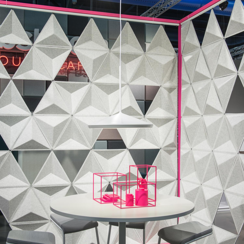 Aircone Acoustic Felt Panels