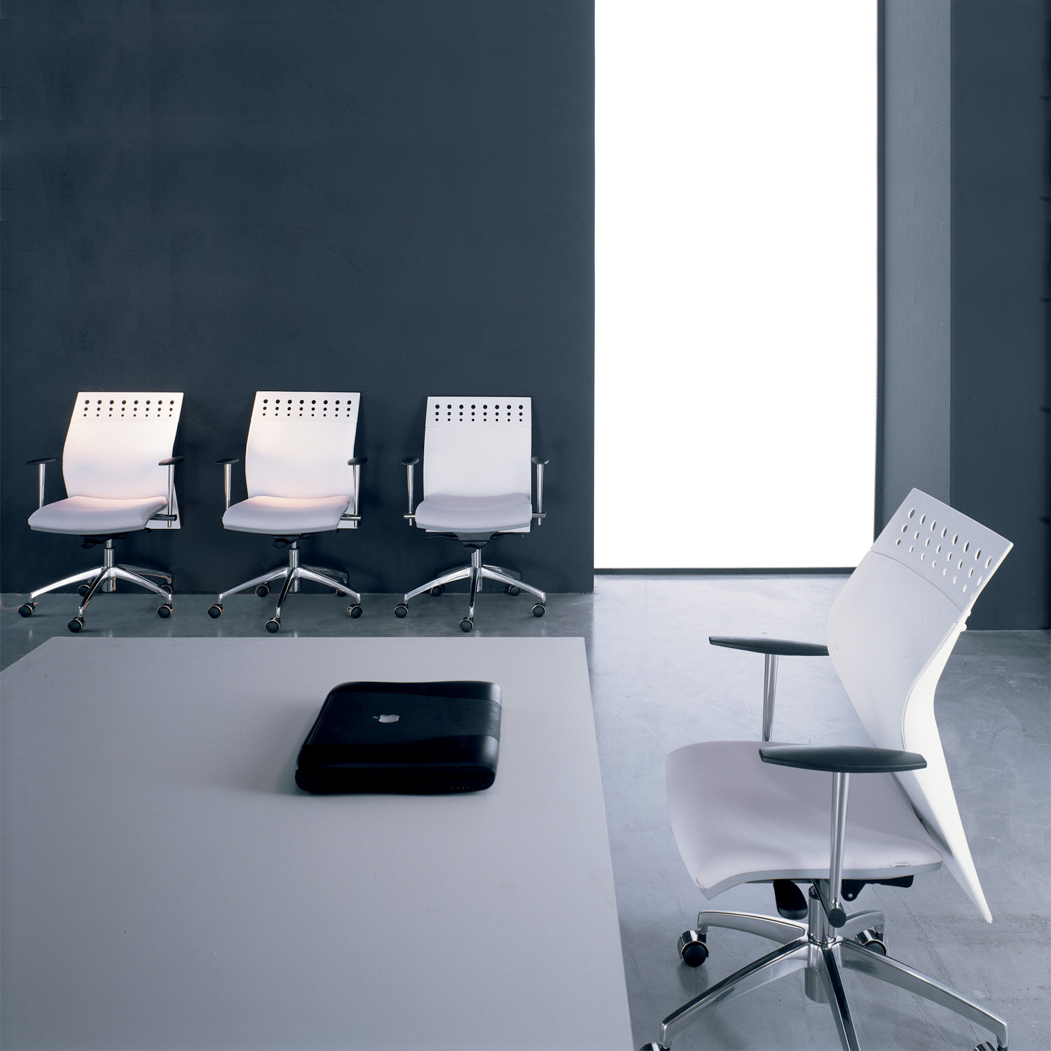 Aire Task Chairs by Luxy