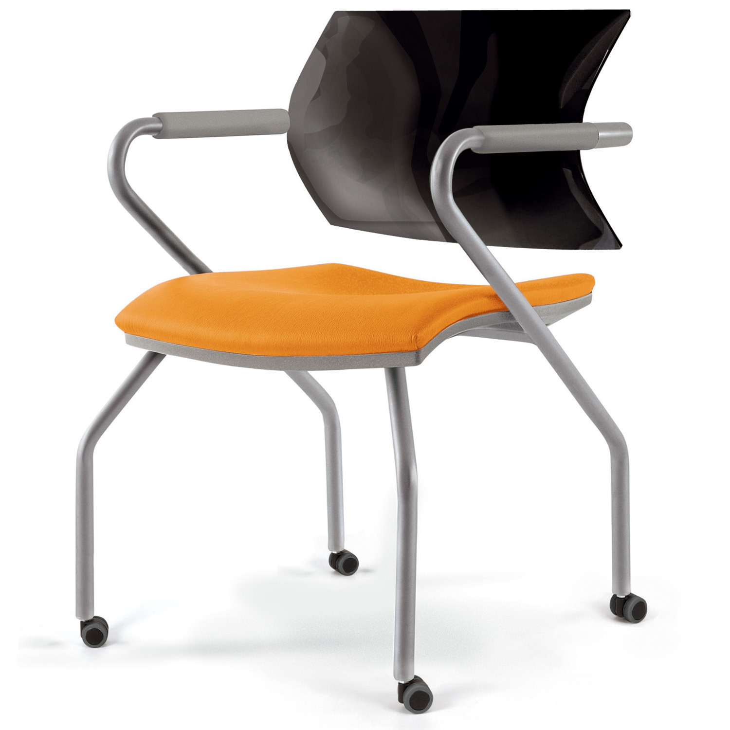 Aire Jr 4-Legged Chair with castors