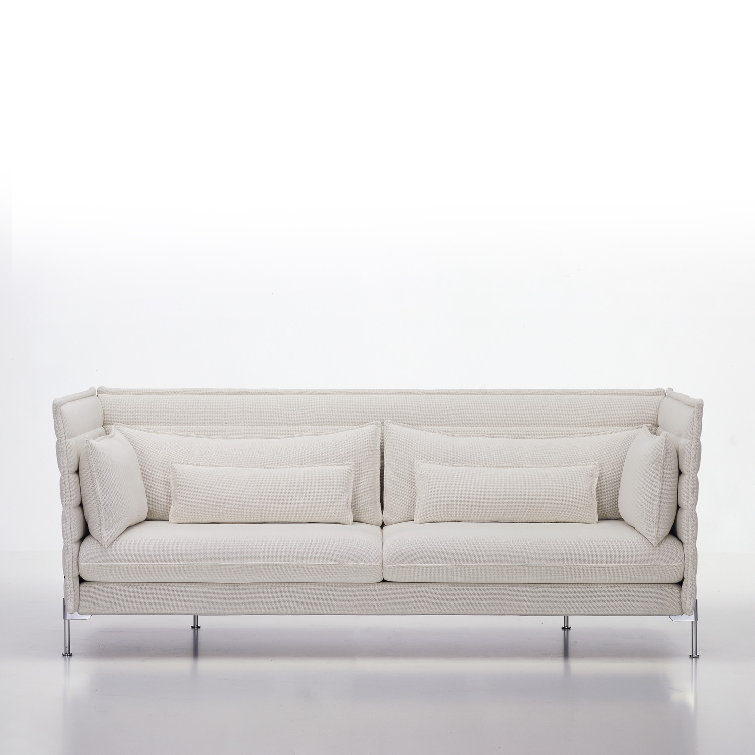 Alcove Acoustic High Back Sofa